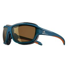 adidas eyewear womens orange