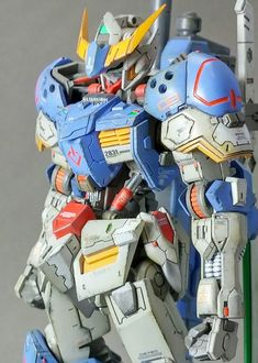 kei-T's One of the Best IMPROVED 1/144 Gundam Barbatos ever! Big Size Images, Info | GUNJAP