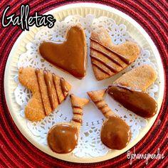 johannajmendez Galletas de avena y yogurt