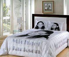 Michael Jackson Bedset.