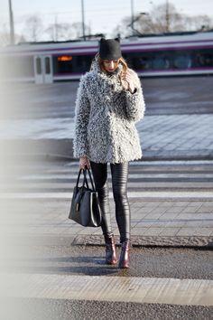 Chic, Purple, Sweaters, Blog, Dresses, Fashion, Shabby Chic, Vestidos, Moda