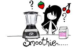 smoothie ? #food #illustration #illustrations #drawings #drawing #draw #recipe #ricetta