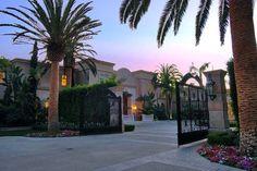 50,000 square foot Beverly Hills mega mansion back on the market ...