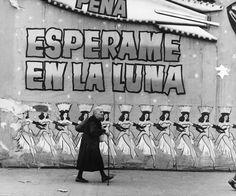 Eugeni Forcano. Una mujer optimista. Paral·lel, Barcelona, 1963. www.theprintlife.com
