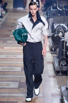 Lanvin spring 2014 collection is weird but very (p)interesting