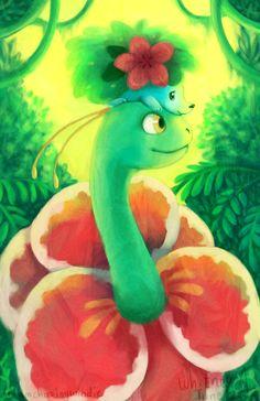 I do love Grass-type Pokemon! Meganium and Shaymin Plant Pokemon, Pokemon Fan Art, Cute Pokemon, Illustrations, Illustration Art, Grass Type, Pokemon Pocket, Cute Monsters, Catch Em All