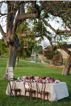 decoracao casamento no campo