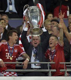 Bayern Munich finally champions!