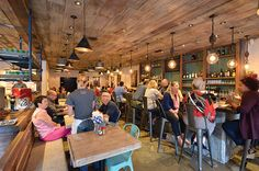Peacemaker Lobster and Crab Co - American - Take a delicious meal in a Rustic-chic eatery offering classic seafood like lobster, po' boys & shrimp at Lobster & Crab Co