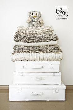 Ontwerpfabriek Snor: Witte kisten DIY