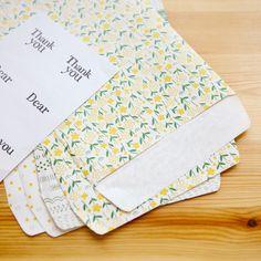 Gift Bag Envelopes : Petit - 6pk