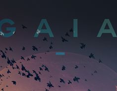 "Check out new work on my @Behance portfolio: ""GAIA I POSTER ARTWORK"" http://on.be.net/1EEwpn7"
