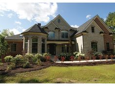 European House Plan with 4678 Square Feet and 4 Bedrooms from Dream Home Source | House Plan Code DHSW076118