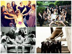 5 fotos que no pueden faltar en tu boda