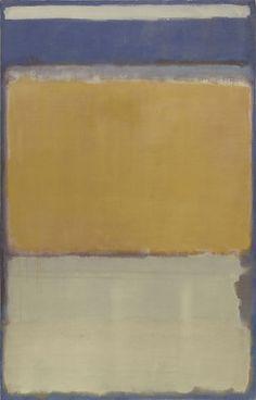 Mark Rothko. No. 10. 1950 ●彡