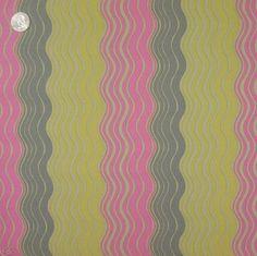 Amy Butler Midwest Modern 2 Ripple Stripe Grey Fabric | eBay