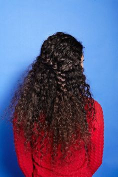 <b>Because your curls don't need to be straightened.</b> They're beautiful as they are.