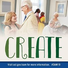 Older Americans Month 2019 Social Media | ACL Administration for Community Living Acl, Presidents, Community, Social Media, American, Social Networks, Social Media Tips