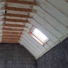 Attic insulation is crucial in reducing your heating bills. We use open cell spray foam to insulate your attic, it has outstanding thermal resistance properties and creates a airtight seal.