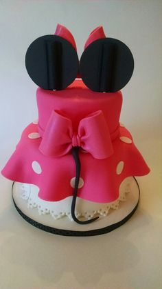 Rosa's Minnie Mouse Heads & Tails Birthday