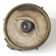 Teaching model eye, 1840-1900