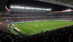 Santuarios del deporte. El Molinón: el estadio más antiguo en activo de España Estadio del REAL SPORTING DE GIJON