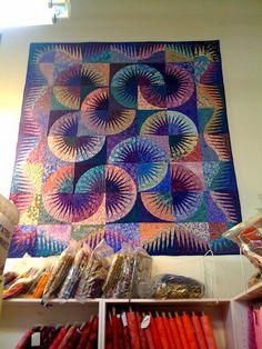 New York Beauty quilt