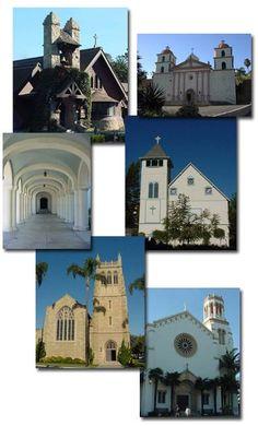 Santa Barbara Churches