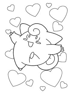 Moshi Monsters Coloring Pages Video Game Coloring Pages