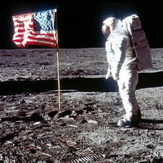 """We made it to the moon only 66 years after the Wright brothers invented human flight. 