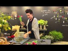 Blommor -lär dig binda en underbar bukett! OdlingsTV-klipp - YouTube