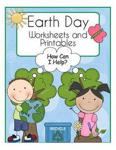 Earth Day Worksheets and Printables | by Marlie Rose