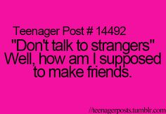 Teenager Post # 14492