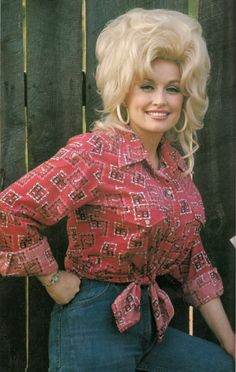 """It takes a lot of time and money to look this cheap, honey,"" Dolly Parton"