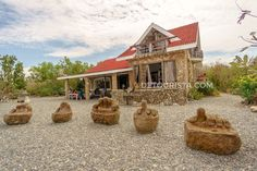 Bahay Na Bato in Nalvo Norte, Luna, La Union, Philippines Beautiful Places To Visit, Cool Places To Visit, Tourist Spots, Travel Goals, Where To Go, Philippines, House Styles, Norte