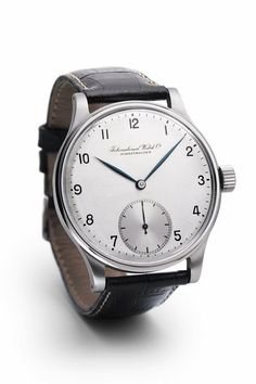 Portugieser from 1942 by IWC