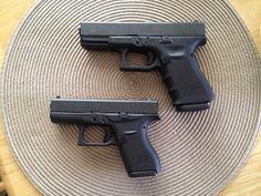 Glock 42 & Glock 23