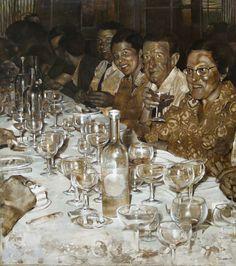 Oleo sobre lienzo 130×150