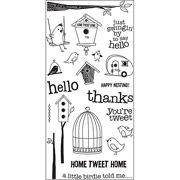Kelly Panacci Clear Stamps x Sheet Kelly Stamps, Hampton Art, Little Birdie, Clear Stamps, Say Hello, Online Art, How To Find Out, Thankful, Happy