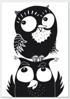 Uusi kortti #peikonpoika kauppaan - kuvitus Terese Bast