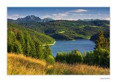 Leto nad priehradou... Big Country, Mountains, Nature, Travel, Fotografia, Naturaleza, Viajes, Destinations, Traveling
