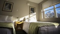 Double rooms feature two comfortable double beds, desk with chair, and phone. Choose the double room that suits your needs and budget: Double room – Hall bath, No television Winter rates starting at $69 per...  READ MORE