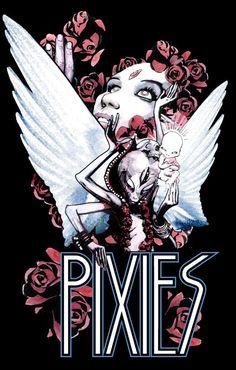 Pixies - Mini Print B
