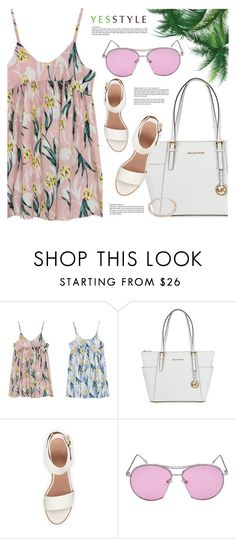 """YESSTYLE.com"" by monmondefou ❤ liked on Polyvore featuring Goroke, BEA, party, anniversary, celebration and yesstyle"