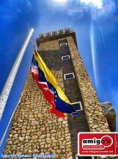 Cabo San Román – Estado Falcón #Venezuela