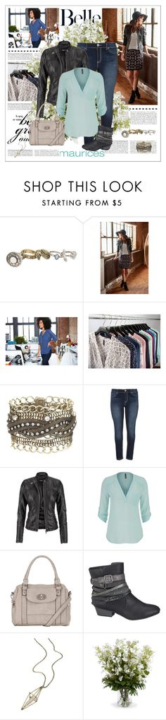 """""""The Perfect Blouse with Maurices: Contest Entry"""" by batgirl87 ❤ liked on Polyvore featuring maurices and New Growth Designs"""