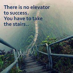 It is a long climb but worth it!