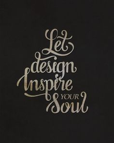 Typography Mania #280 | Abduzeedo Design Inspiration