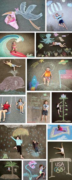 Schulfotos 101 Genius Sidewalk Chalk Ideas To Crush Summertime Boredom Chalk Art Boredom Chalk Chalk art photography Crush Genius Ideas Schulfotos Sidewalk Summertime Summer Crafts, Fun Crafts, Chalk Photos, Sidewalk Chalk Art, Sidewalk Chalk Pictures, Chalkboard Art, Art Plastique, Oeuvre D'art, Art Lessons