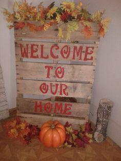 15 Terrific Pallet Thanksgiving Craft Ideas